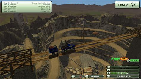 maps to the trailer ls 2013 offroad trailer v 1 0 sonstige anh 228 nger mod f 252 r landwirtschafts simulator 2013