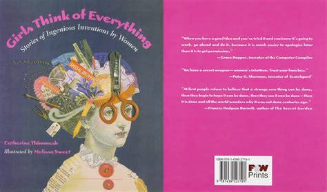 girls think of everything 0618195637 11 de febrero d 237 a de la mujer y la ni 241 a en ciencia algunos libros mamis y beb 233 s