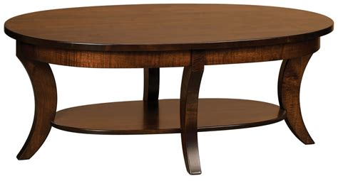 solid oak coffee table and end tables amish accent oval coffee end table surrey