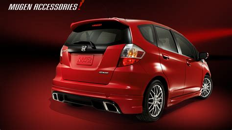 Grill Custom Honda Jazz 2012 Mugen Tipe Racing honda jazz mugen parts honda fit mugen parts honda fit accessories honda fit u s parts