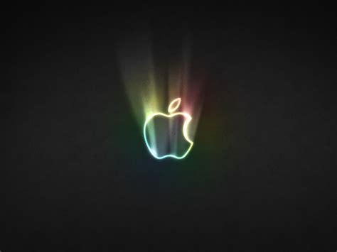 wallpaper apple high resolution apple glowing logo wallpaper hd wallpapers