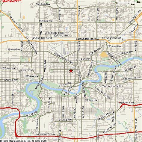 edmonton canada map listings canada