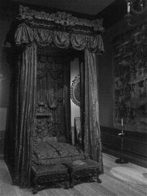gothic canopy bed pin by jennifer berkman on for the home pinterest