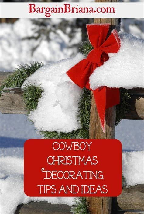 cowboy christmas decorating tips and ideas popular