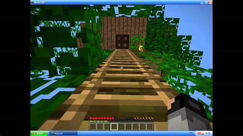 minecraft casa sull albero minecraft come fare una casa sull albero esempio
