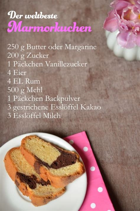 marmor kuchen rezepte 44 best backen images on