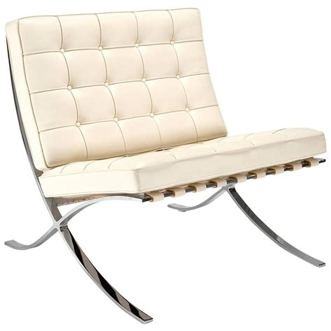 mies van der rohe bench barcelona chair by ludwig mies van der rohe at 1stdibs