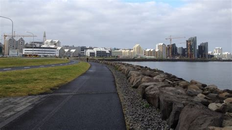 Reykjavik For The Country by Iceland And Cold Travelling In A Tourist Friendly
