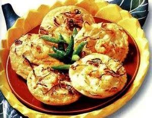 macam macam menu gorengan    indonesua