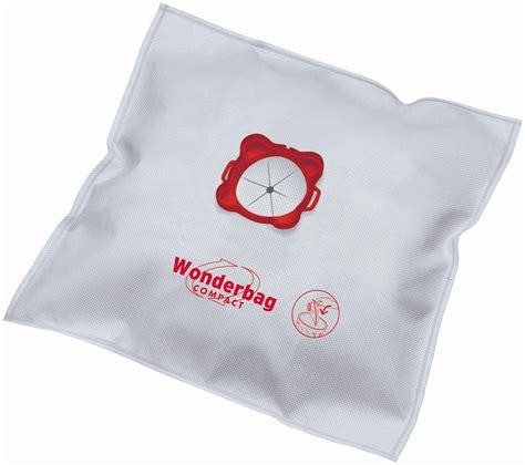 Rowenta Wonderbag by Rowenta Wb3051 Wonderbag Compact Dust Bags