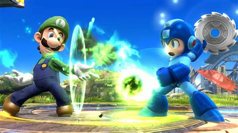 Smash Bros 3ds luigi confirmed for smash bros wii u and 3ds
