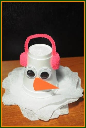 winter crafts for to make easy winter craft ideas some friends are worth melting for