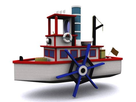 steam boat games steamboat willie 3d max
