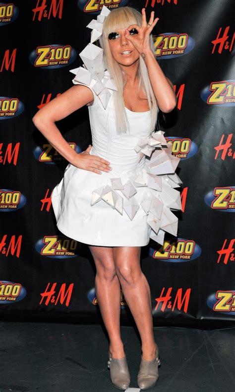 Gaga Origami Dress - gaga s origami dress 2008 christas other stuff