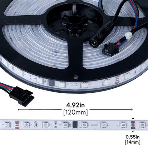 led strip lights 100 ft outdoor rgb led strip lights color chasing 12v led tape