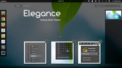 window themes gnome 3 how to theme your linux desktop the ultimate linux