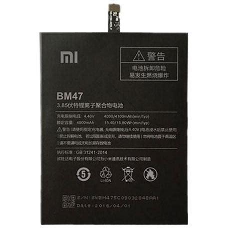Baterai Redmi 3 Jual Beli Baterai Xiaomi Redmi 3 Bm47 Original Batre