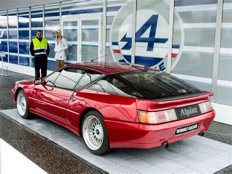 renault alpine gta alpine a310 v6 2 2 coupe ez 1976 motor 2664ccm mit