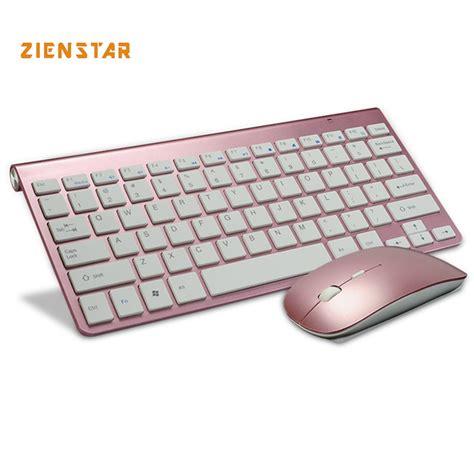 Keyboard Combo Wireless high quality ultra thin wireless keyboard 2 4g keyboard