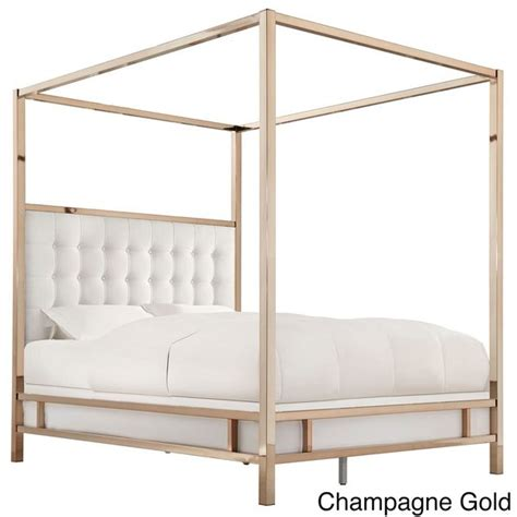 gold canopy bed best 25 4 poster beds ideas on poster beds 4