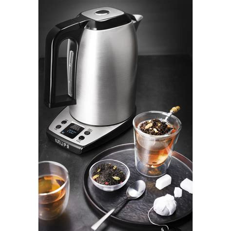 Electric Kettle krups savoy 10 cup electric kettle bw314050 the home depot