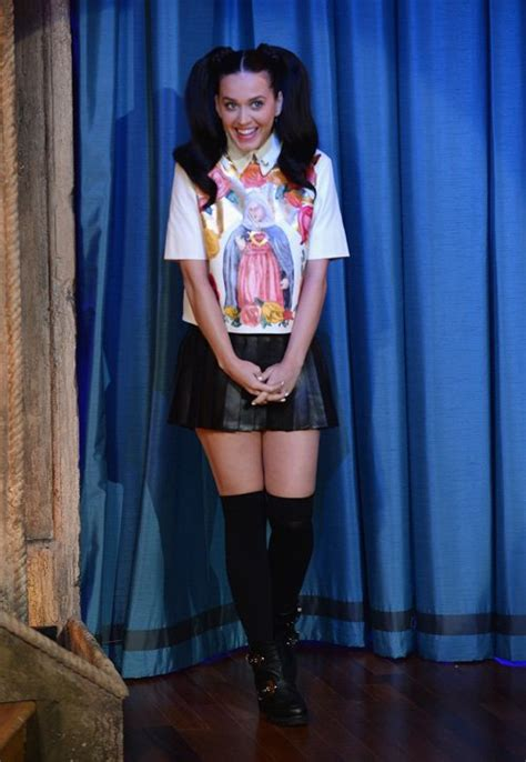 or hmm katy perry s late with jimmy fallon