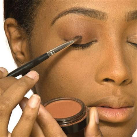 Eyeshadow For Black Skin makeup for black skin fashion gossips