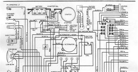 1972 chrysler newport electrical wiring diagram all