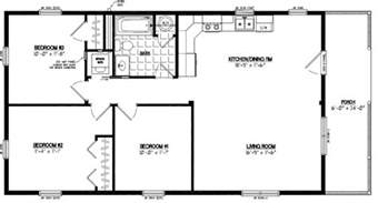 Certified Homes Settler Certified Home Floor Plans 26 X 36 House Plans