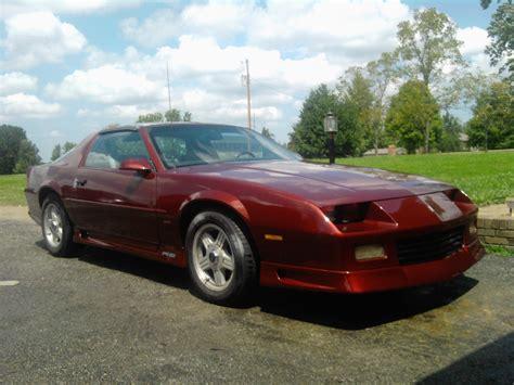 91 camaro rs value picture of 1991 chevrolet camaro rs exterior