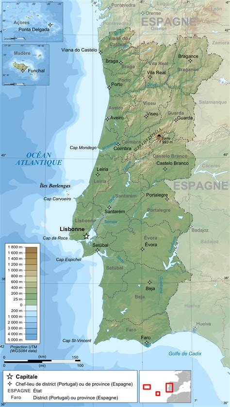 Jual Map Filing Folder by File Portugal Topographic Map Fr Png Wikimedia Commons