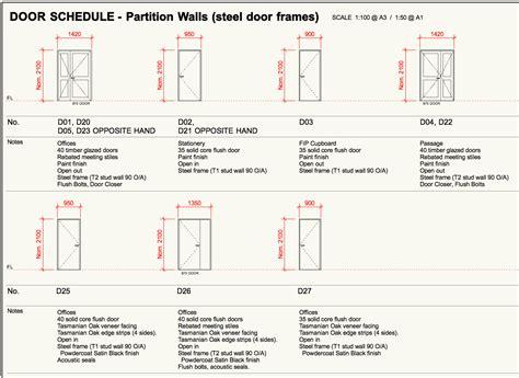 Door And Window Schedule Exle Dream Home Project Architecture Construction Drawings Doors Window And Door Schedule Template