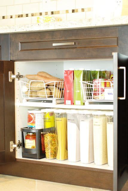 kitchen pantry cabinet organization ideas 17 best images about organizing on fitted