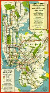 New York City Subway Street Map by Anthropology In Practice Subway Scenes A Rarely Seen