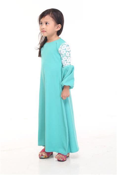 design baju zara jubah zara for kids mint green aa7145jg amar amran