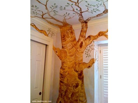 wall tree mural tree wall murals 50 painted tree wall mural exles