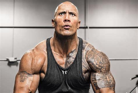 the rock ator quot the rock quot lan 231 a aplicativo motivacional para voc 234 acordar mais cedo tec cia