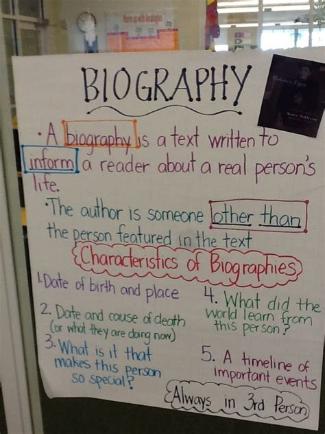 teaching difference between biography and autobiography 20 best ideas about biographies on pinterest biography