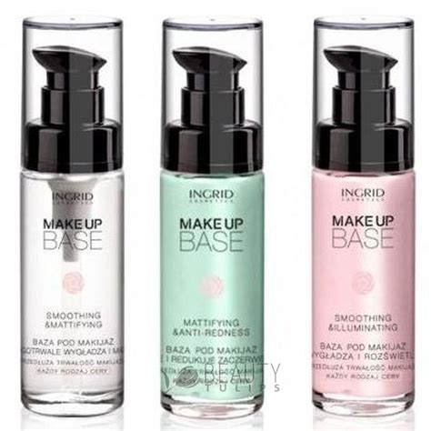 Make Up Base verona ingrid make up base mattifying smothing