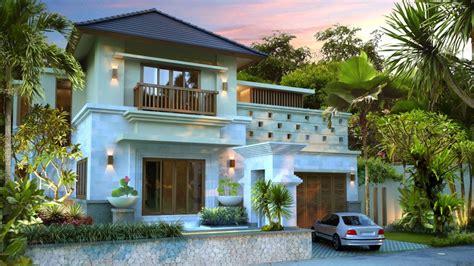desain rumah villa sederhana desain rumah villa bali feed news indonesia