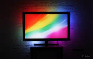 computer monitor lights lightpack ambient backlight for your displays by