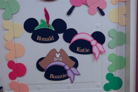 decorations disney disney cruise door decorations mickey name signs