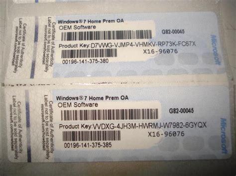 serial key para windows 7 home premium 32 bits