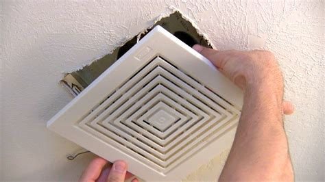 who repairs bathroom exhaust fans how to replace or repair a bathroom fan