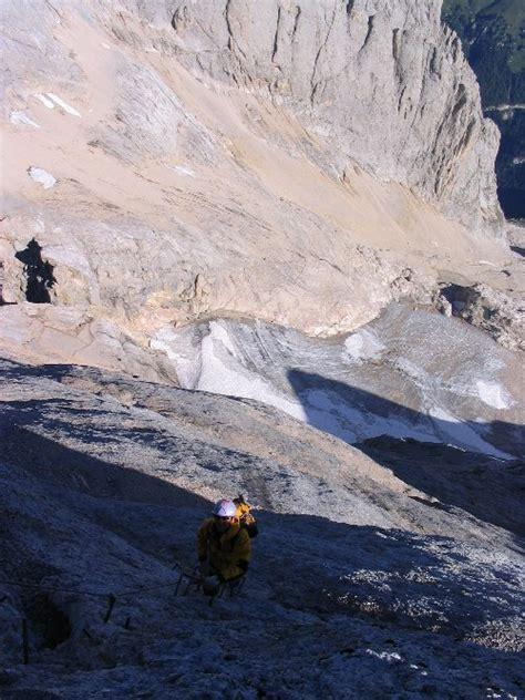 alta via 2 dolomitas ascenso a la marmolada l alta via 2 a les dolomites