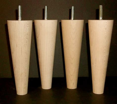 Sofa Replacement Legs mid century style replacement sofa legs fits karlstad
