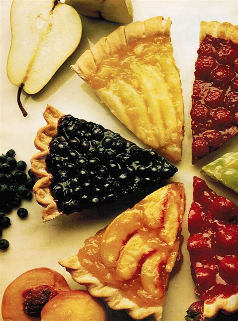 fruit pies glazed summer fruit pies the culinary cellar