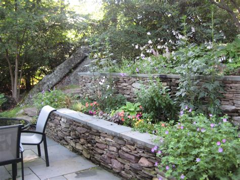 Terraced Garden Designs Garden Interesting Easy Small Garden Terracing Ideas
