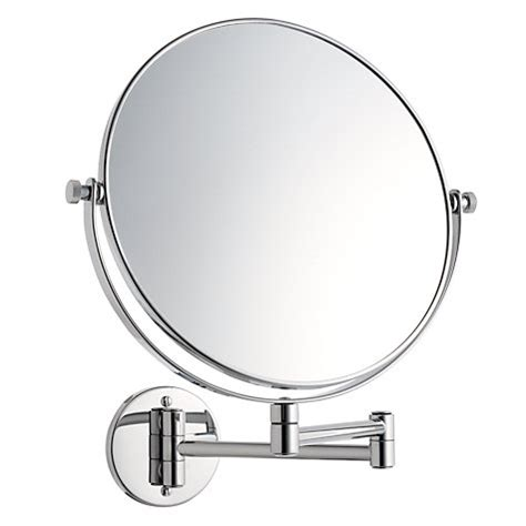 buy lewis extending magnifying bathroom mirror 25cm