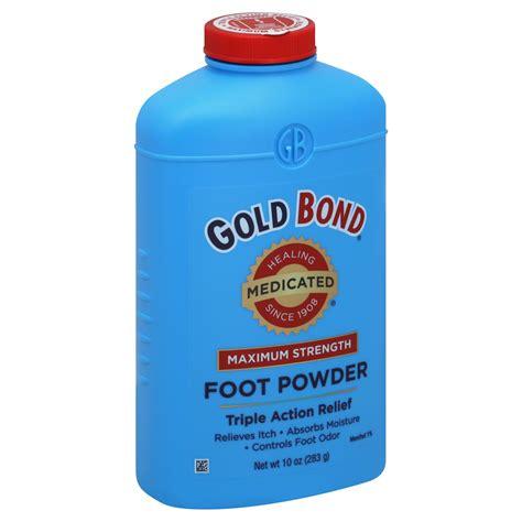 Maximum Strength Ultimate Gold Detox Shoo Review by Gold Bond Foot Powder Medicated Maximum Strength 10 Oz